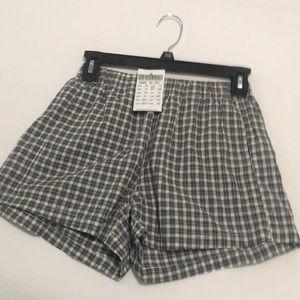 NWT Brandy Melville Logan Shorts